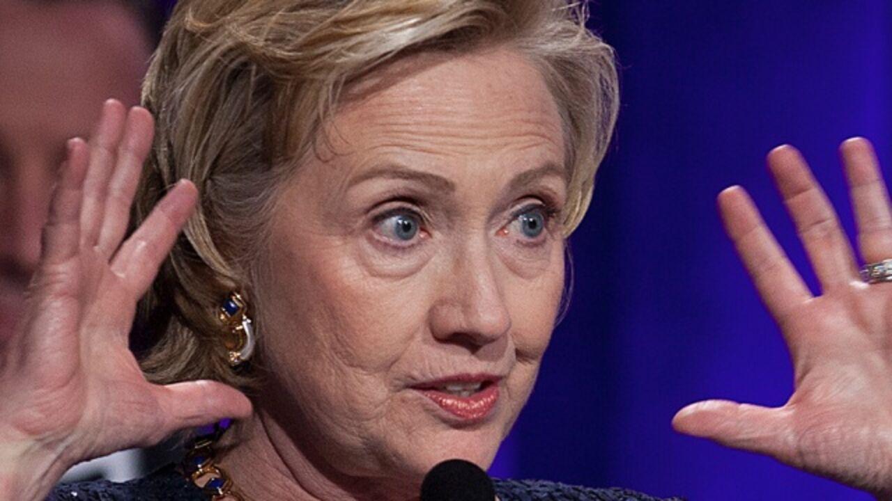 ВКремле будет праздник, если Трамп станет президентом— Клинтон