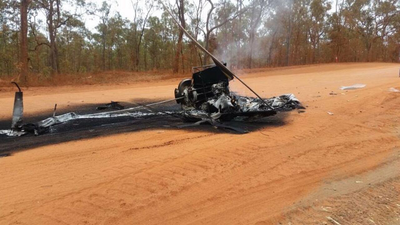 ВАвстралии корова «сбила» вертолет фермера