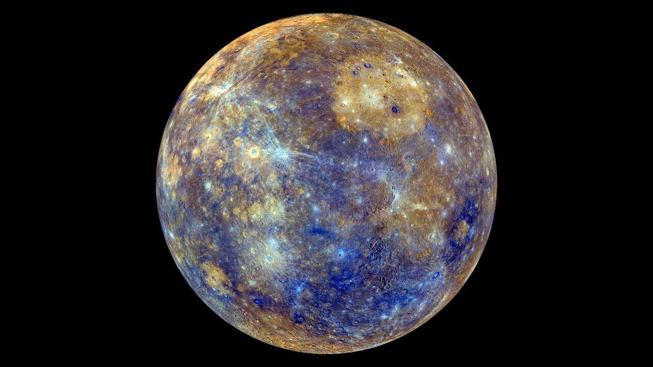 Сточки зрения геологии недра Меркурия «живые»— Ученые