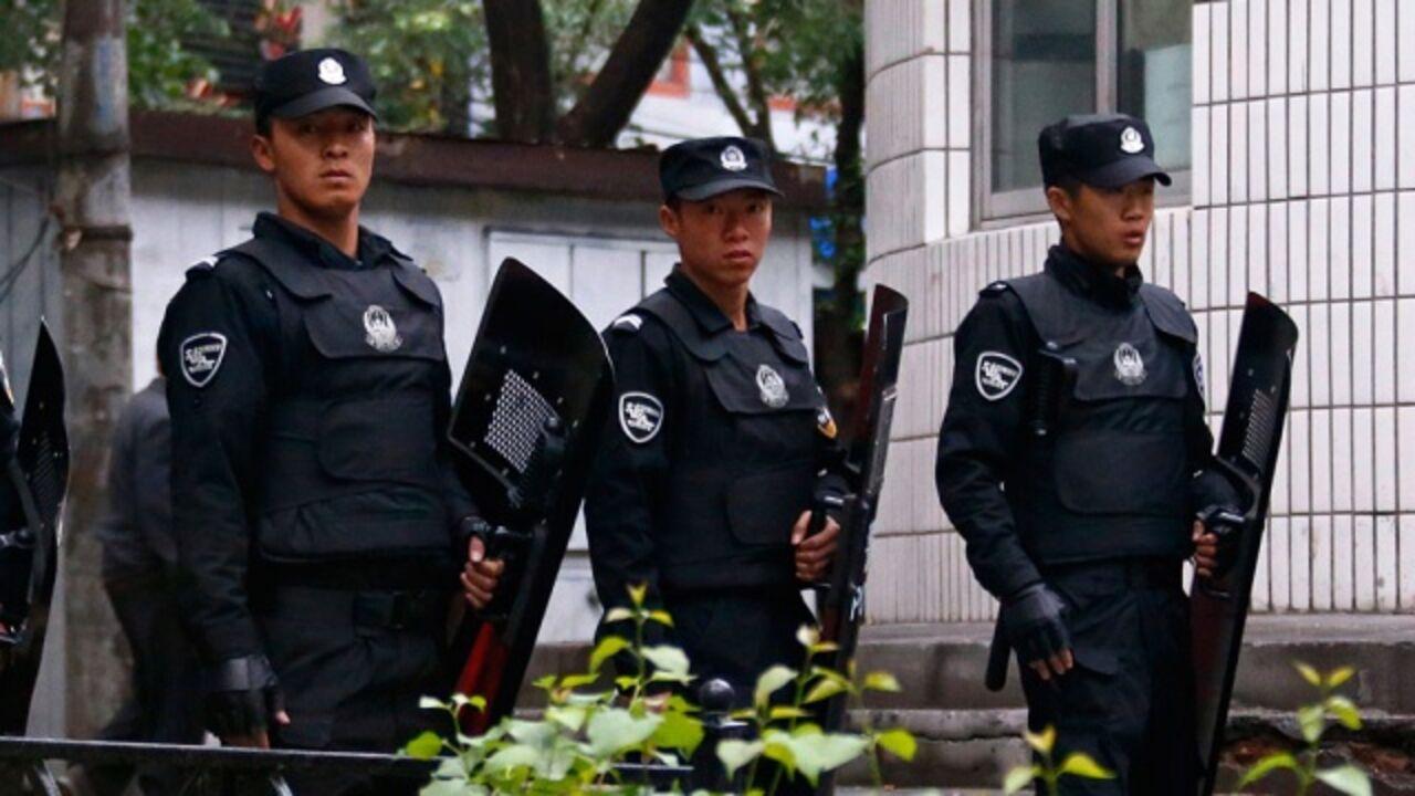 Тела 16 убитых обнаружили в КНР