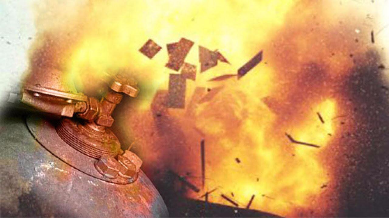 После взрыва бытового газа вЕгипте пожар охватил 40 домов