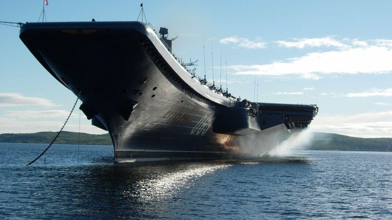 Русских кораблей небудет виспанском порту: Москва отозвала запрос Мадриду
