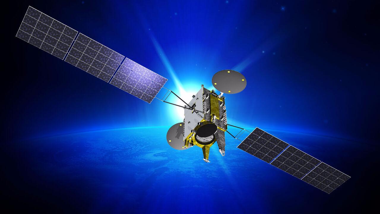 Запуск первого украинского спутника задуман на 2017г.