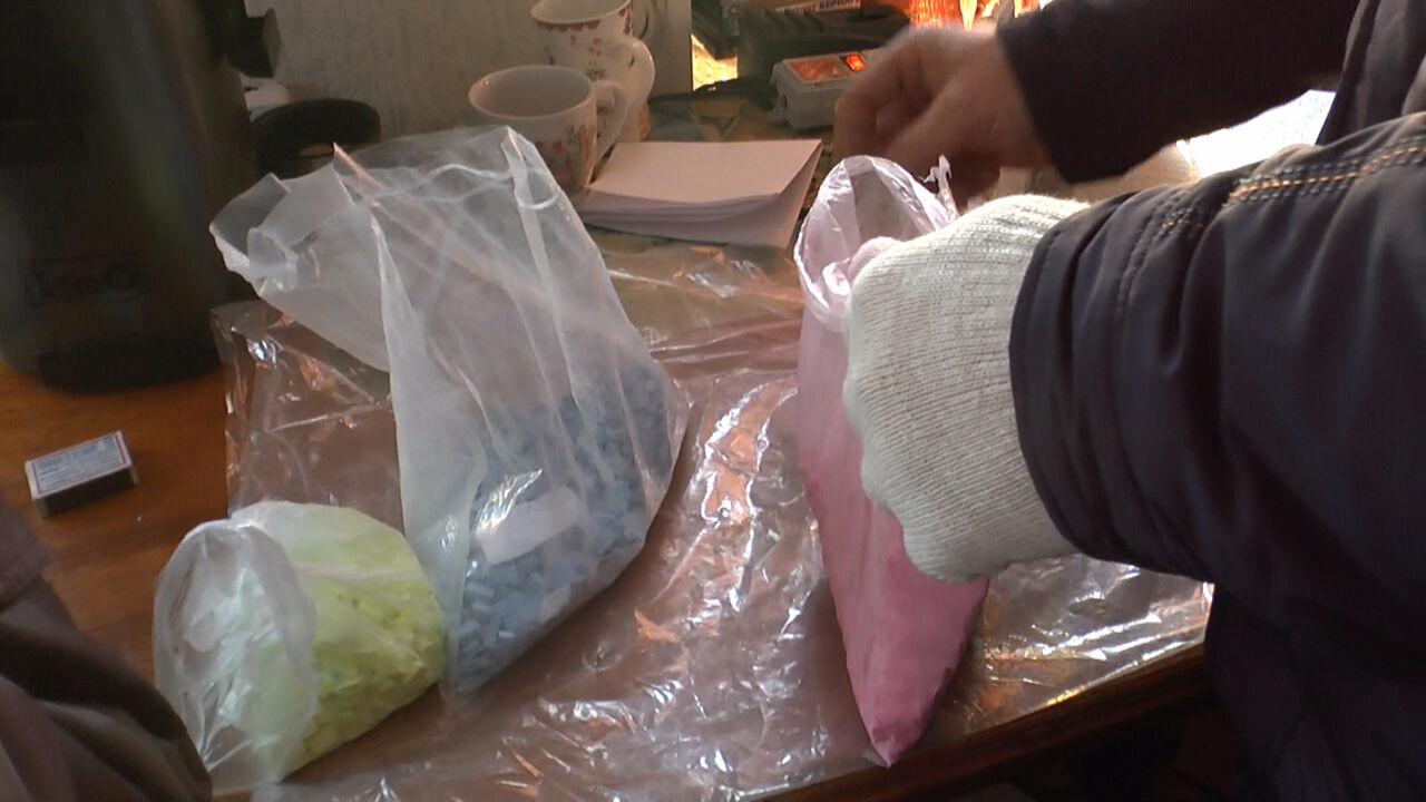 ВКемерове пресекли крупный наркотрафик изКанады иГермании