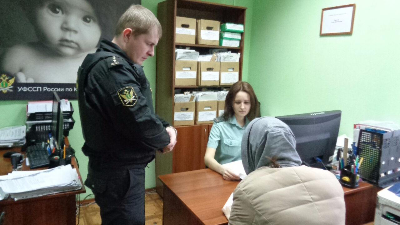 ВКузбассе женщина отреклась отребёнка, чтобы неплатить алименты