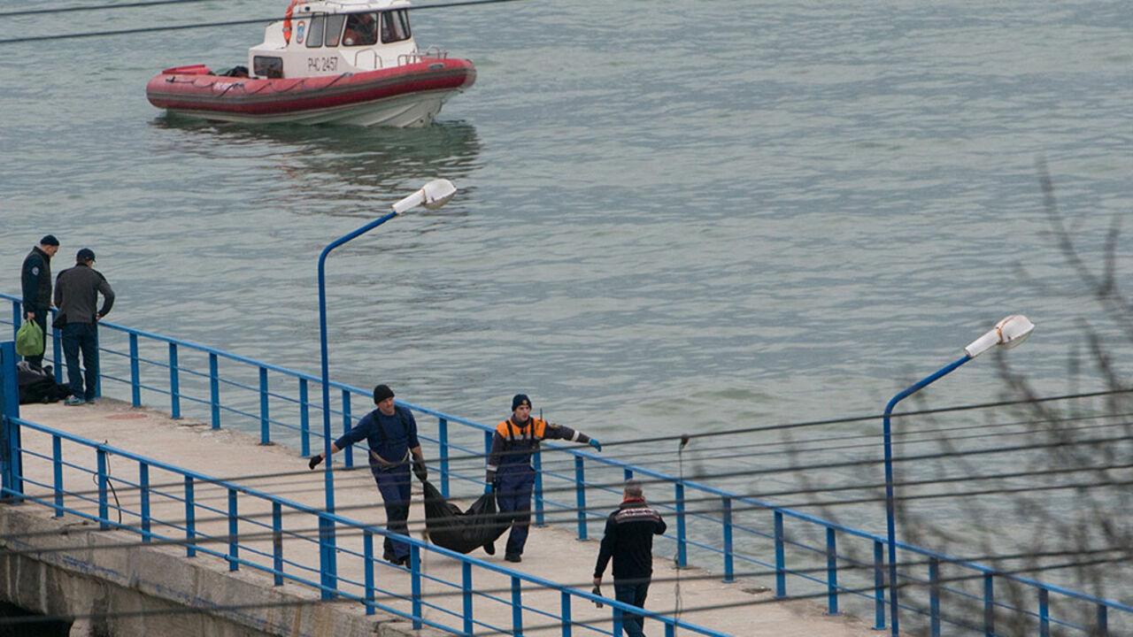 УМинтранса нет данных овыживших наборту Ту-154