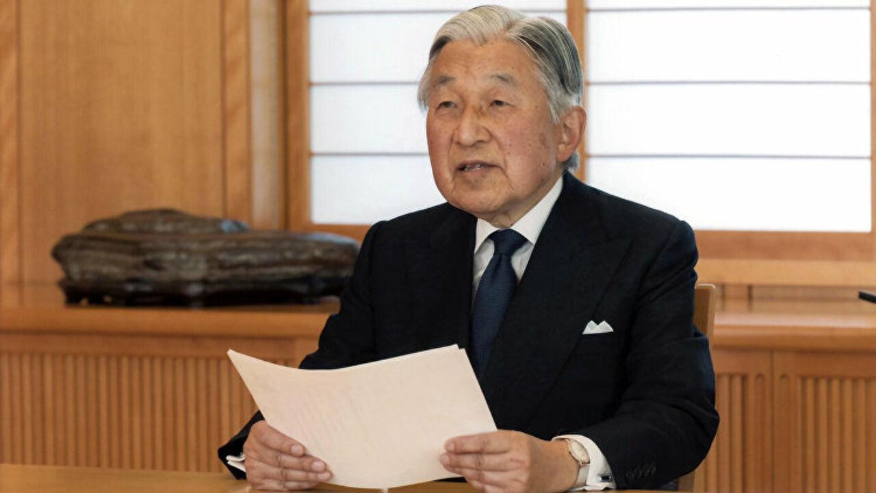 Японский император впоследний рад поздравит подданных сновым годом