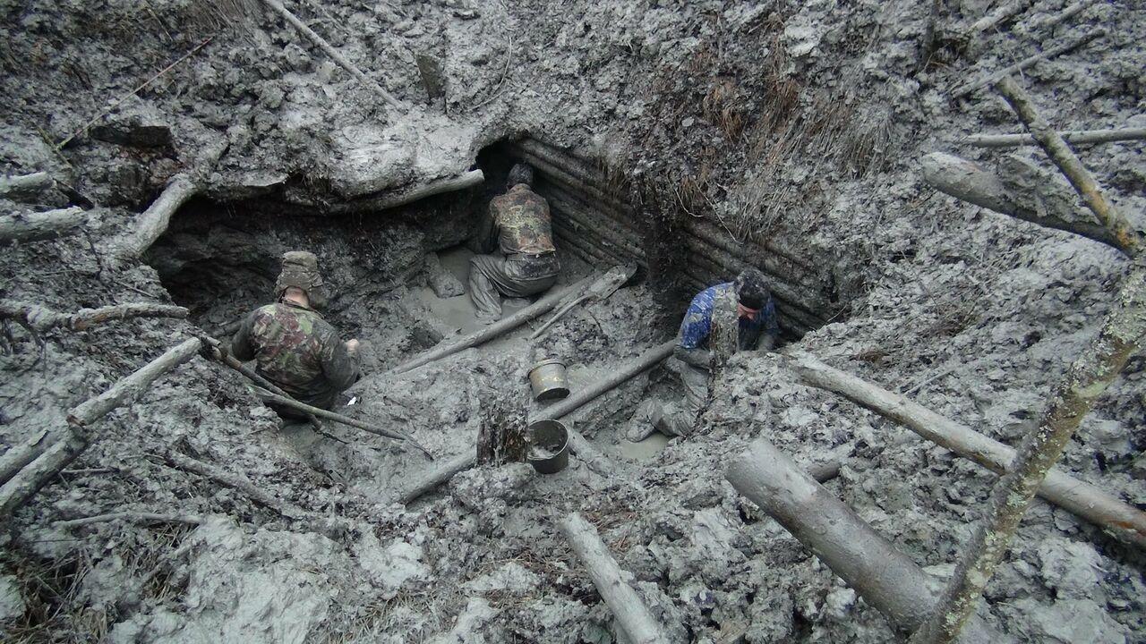 В КНР откопали старинную гробницу