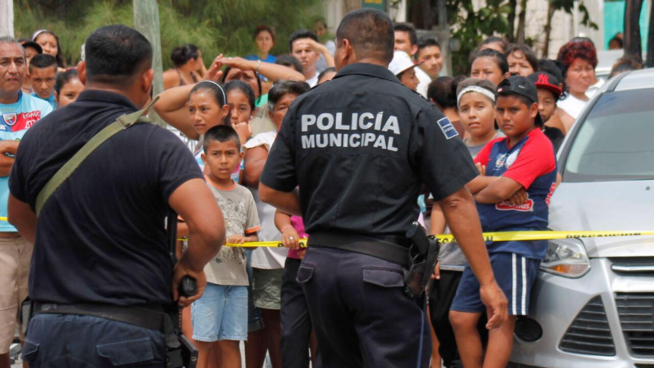 Поменьшей мере 5-ти человек расстреляли намузыкальном фестивале вМексике