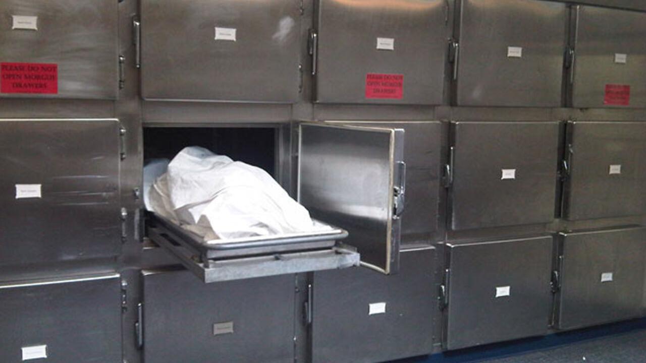 ВКрасноярске изморга пропало тело старый женщины