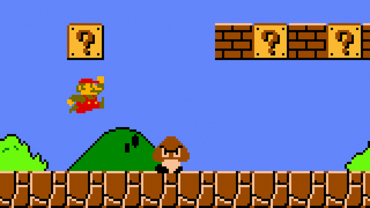 Разработчика игр Nintendo обвинили враспространении пиратской версии Super Mario Bros