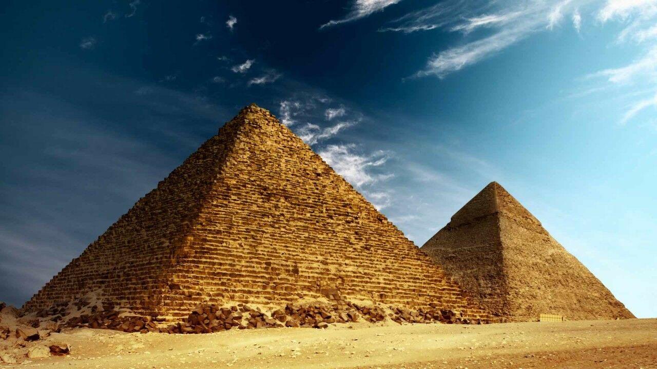 Самые древнейшие вмире пирамиды найдены наАляске