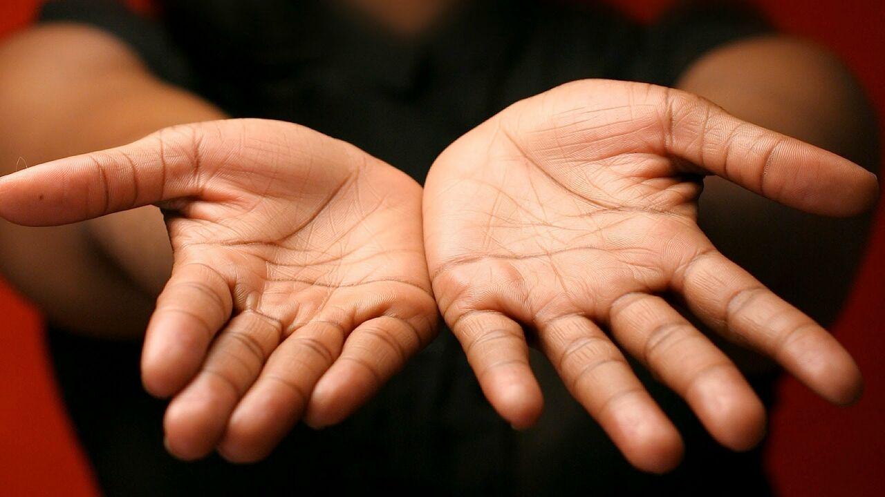 Пальцы рук могут многое рассказать очеловеке— Ученые