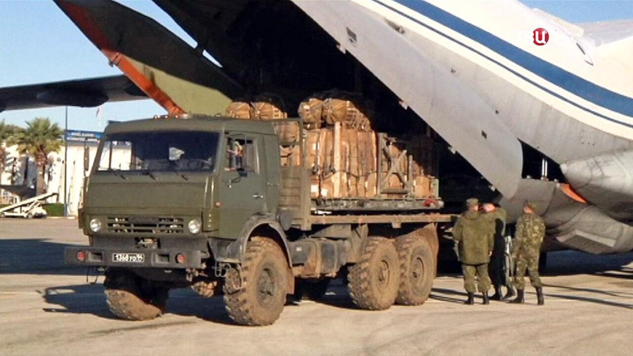 В Российской Федерации создали авиадивизию особого назначения