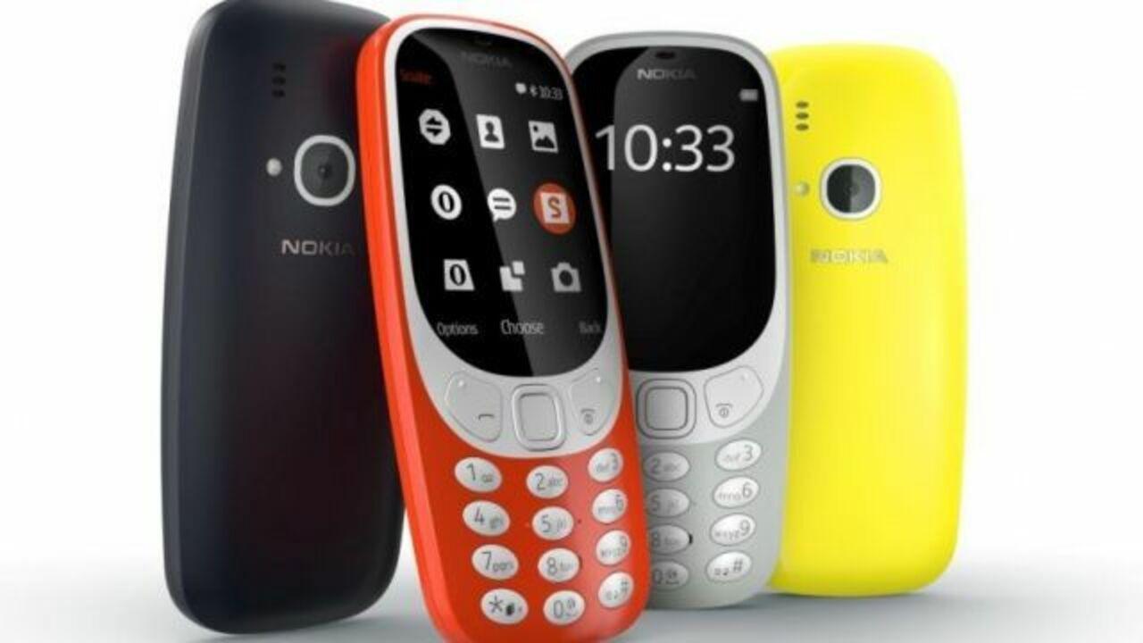 Продажи новейшей нокиа 3310 начнутся в Российской Федерации 16мая
