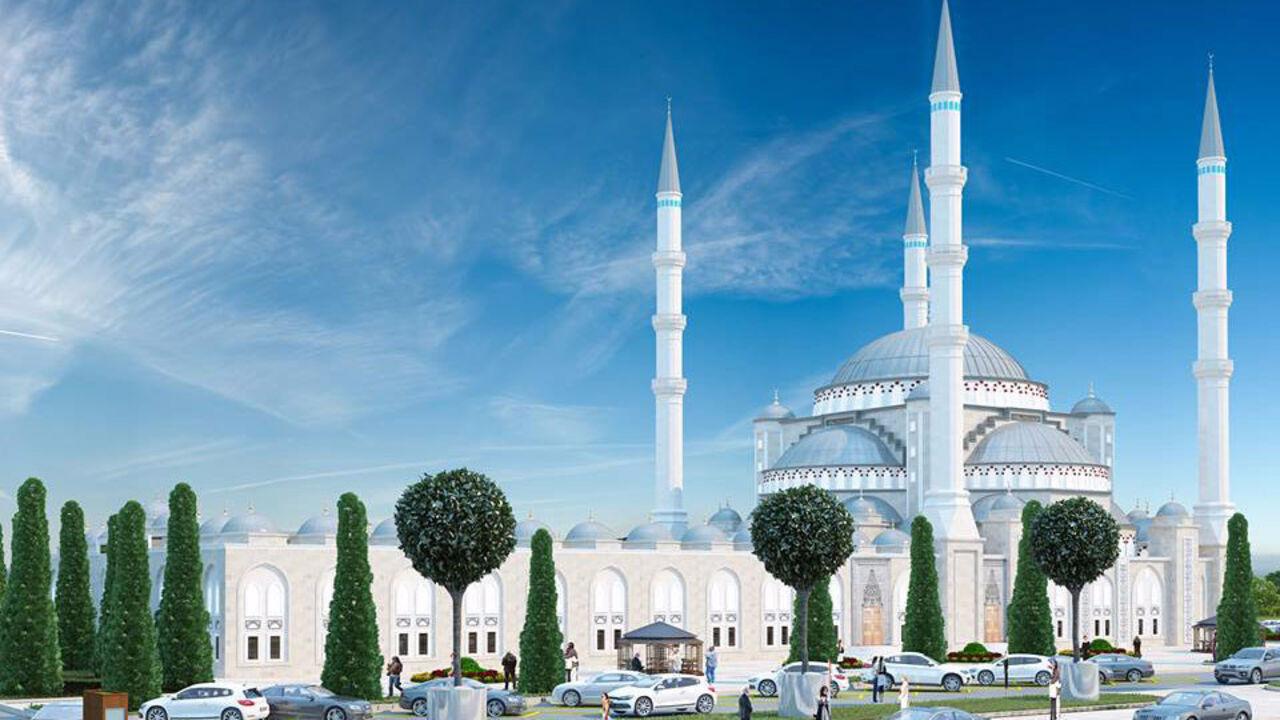ВКрыму началось строительство основной мечети