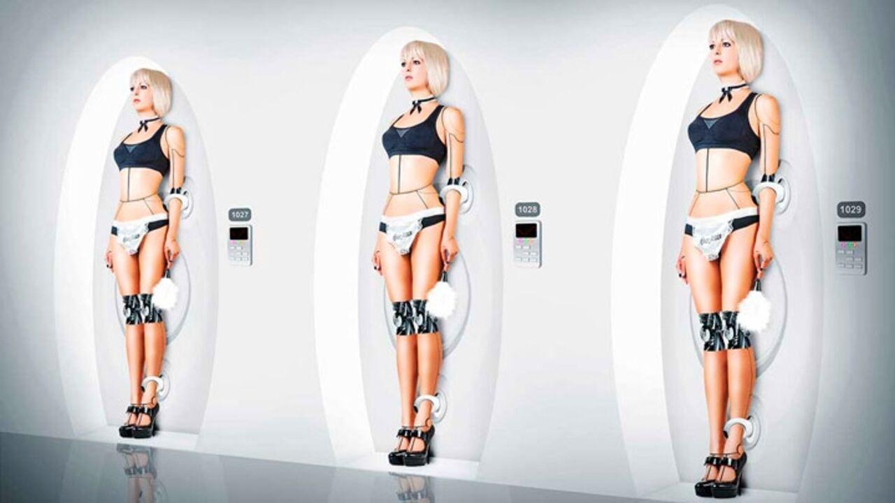 Эксперты в области робототехники создадут невероятно реалистичную секс-куклу за 30 миллиардов долларов