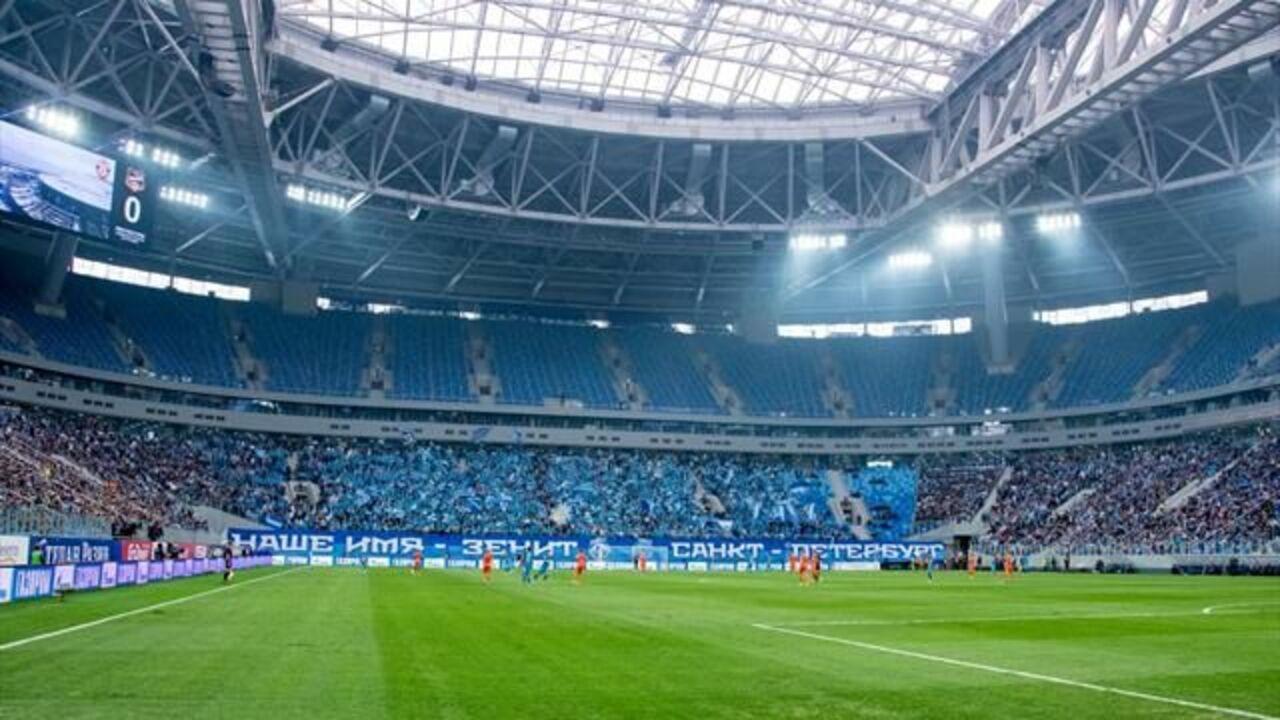«Зенит» построит вПетербурге стадион на 20 000 мест