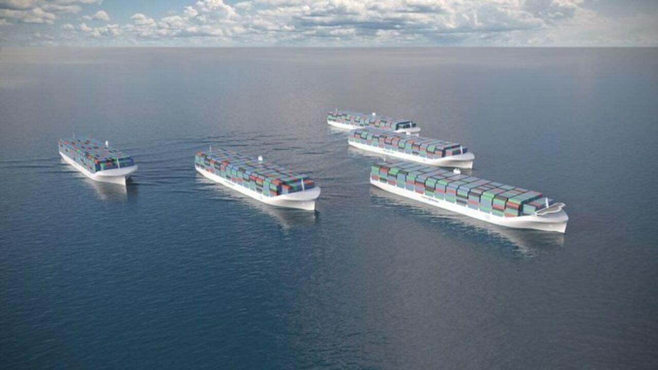 ВЯпонии к 2025г. создадут 250 беспилотных грузовых кораблей