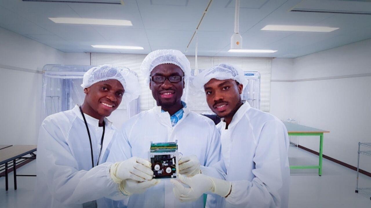 Гана запустила вкосмос свой 1-ый спутник