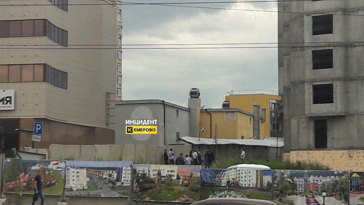 ВКемерове около «Променада 3» отыскали тело женщины