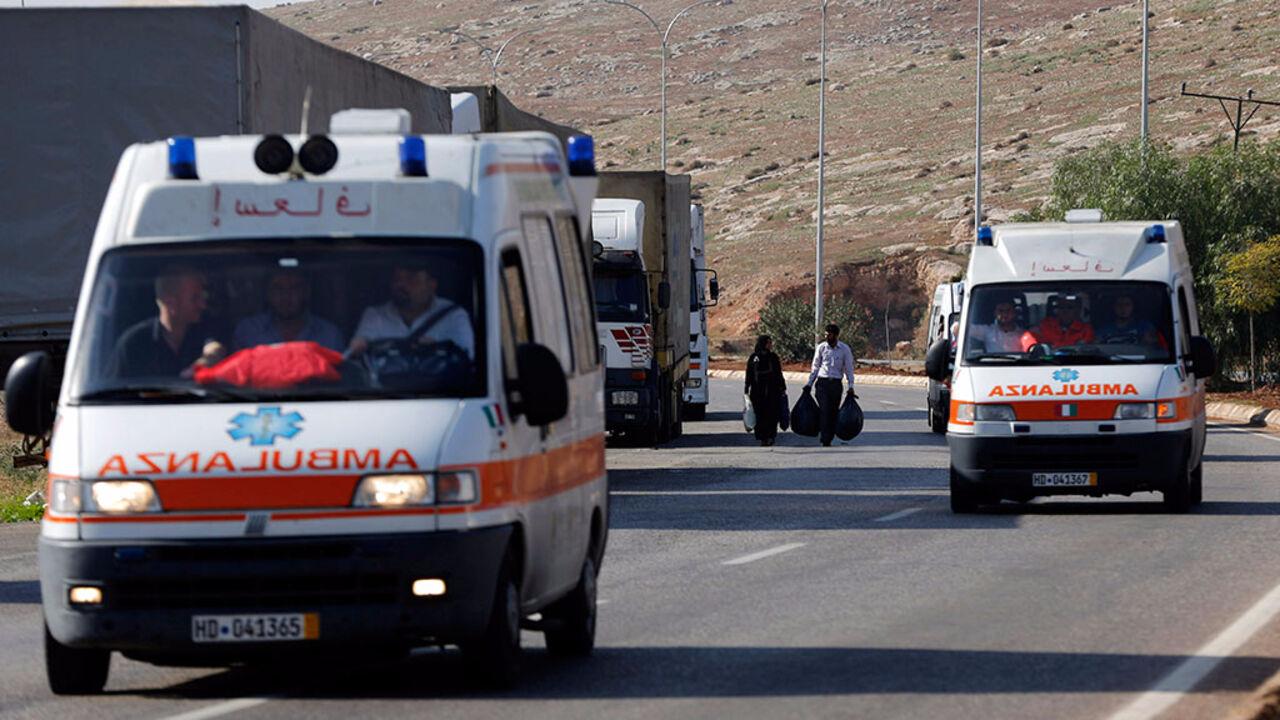ВТурции разбился туристический автобус: есть погибшие