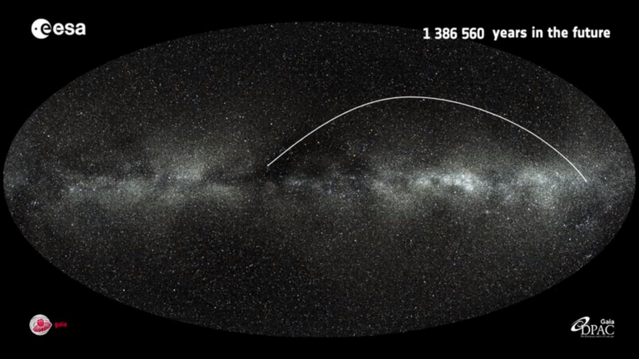 Ученые: вдальнейшем  вСолнечной системе появится 2-ая  звезда