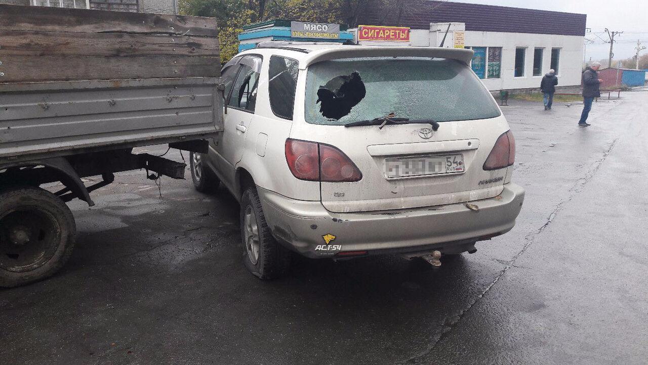 ВНовосибирске работники Росгвардии избили иобстреляли невольного свидетеля специализированной операции