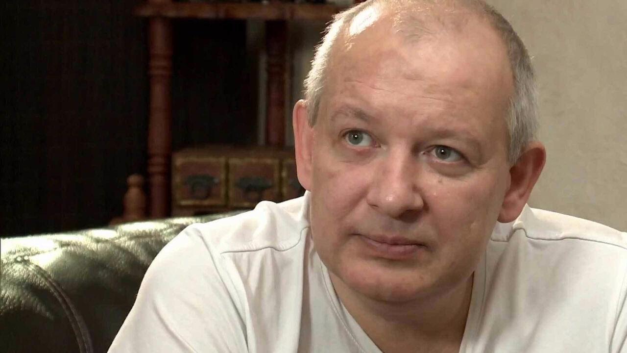 Ушёл изжизни актёр Дмитрий Марьянов