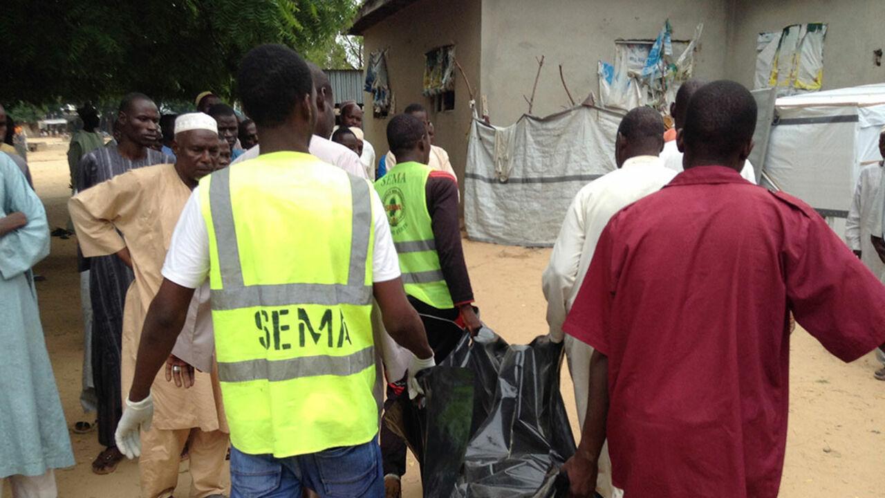 ВНигерии боевики убили практически 30 человек влагере для беженцев