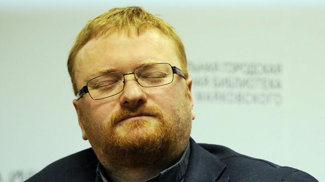 Милонов обратился кминистру образования спросьбой оХэллоуине