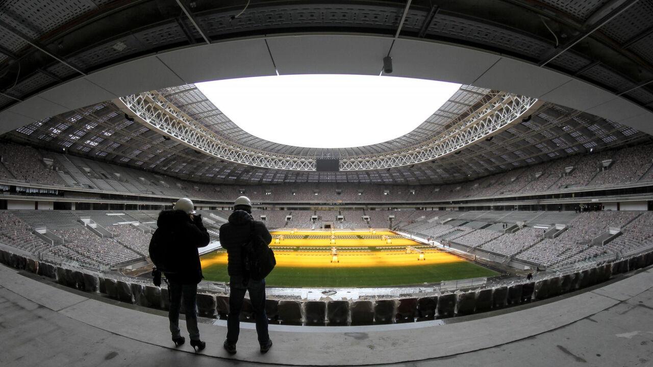 Руководитель AFA: «Аргентине нужно вдальнейшем скопировать русские стадионы»