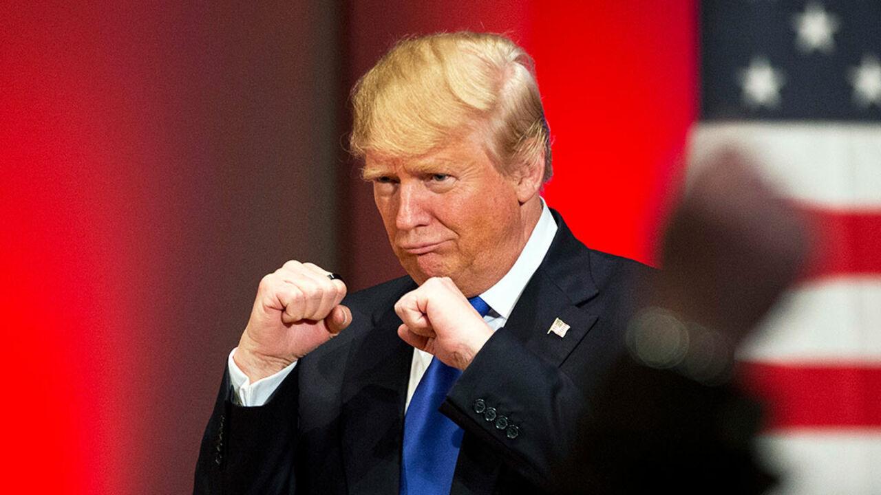 Рейтинг популярности Трампа обновил антирекорд