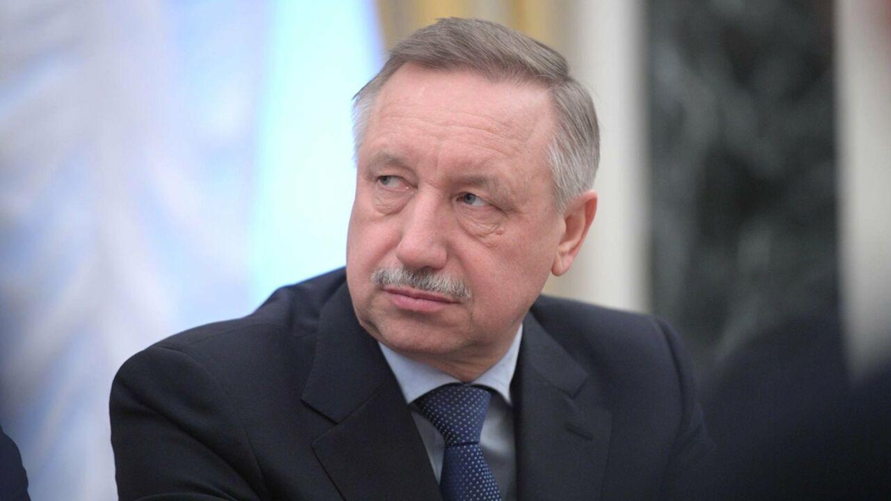 Александр Беглов назначен полномочным представителем президента вСЗФО