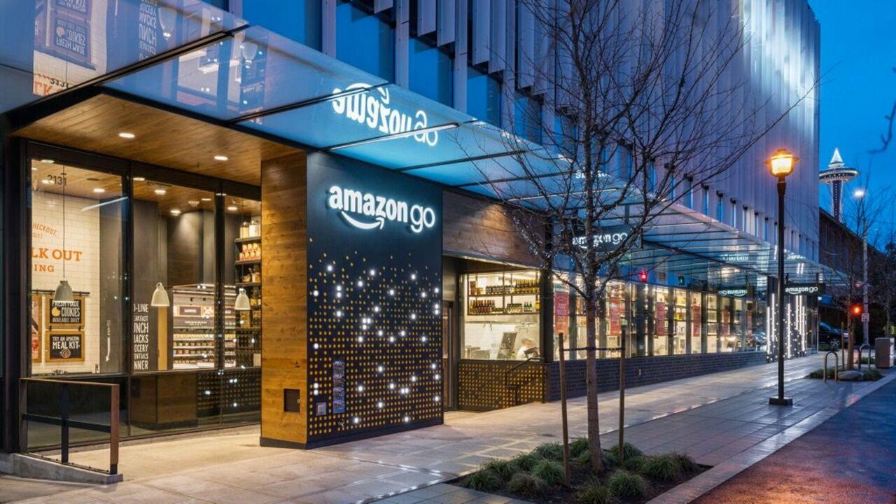 ВСиэтле открыт Amazon Go— 1-ый  магазин без касс ипродавцов