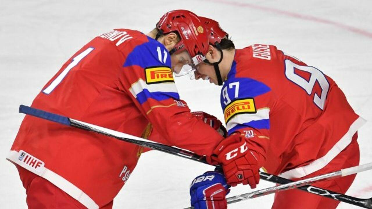 Стал известен состав сборной Российской Федерации похоккею наОлимпиаде вЮжной Корее