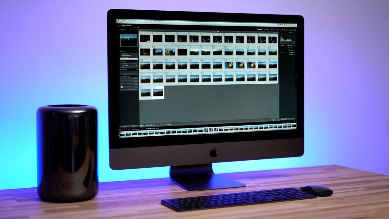 Apple разрабатывает новый модульный Mac Pro снуля