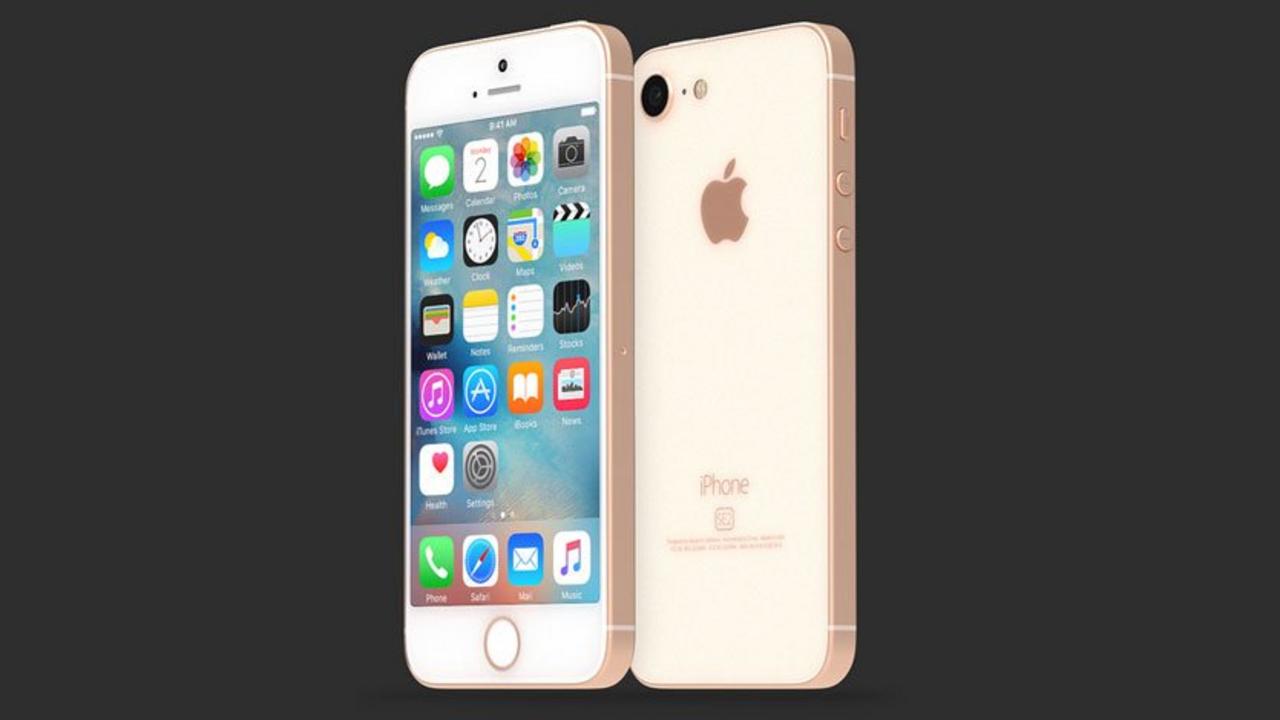 Возможно, так будет выглядеть iPhone SE 2
