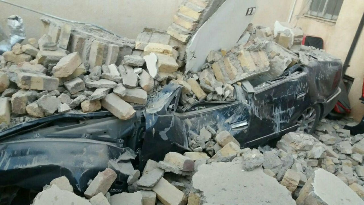 ВБагдаде наскладе оружия произошел взрыв