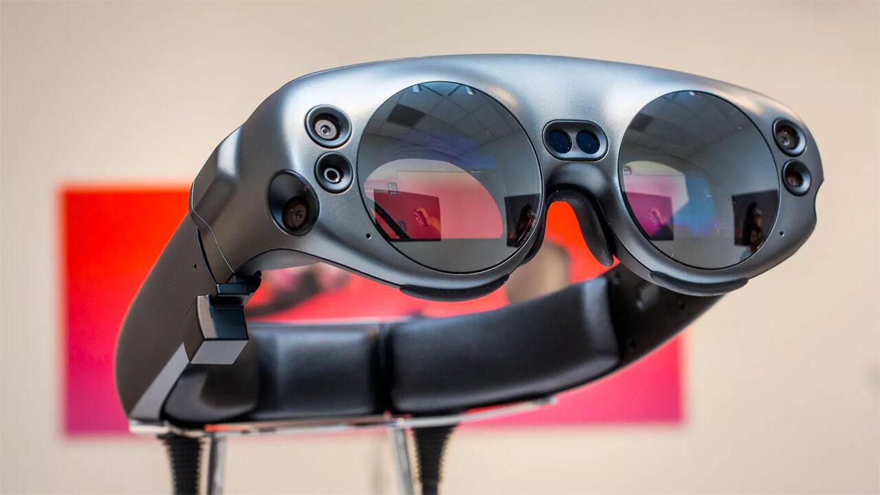 Компания Magic Leap выпустила гарнитуру смешанной реальности стоимостью 2 295 долларов передает The Verge