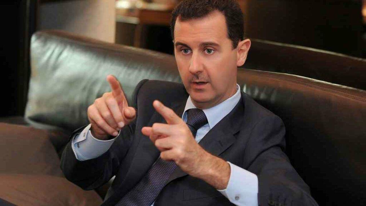 Башар Асад высоко оценил вклад РФ вситуацию вСирии