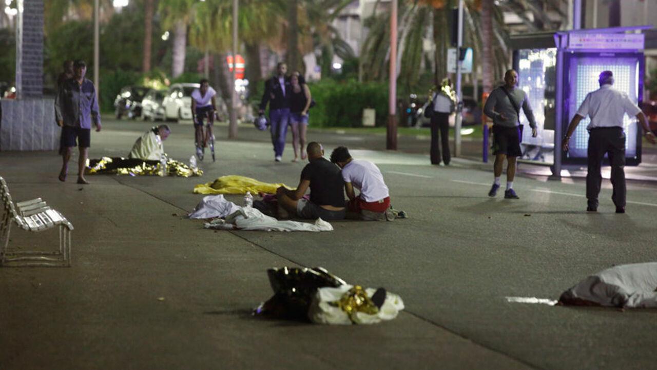 Число погибших теракта вНицце достигло 85 человек