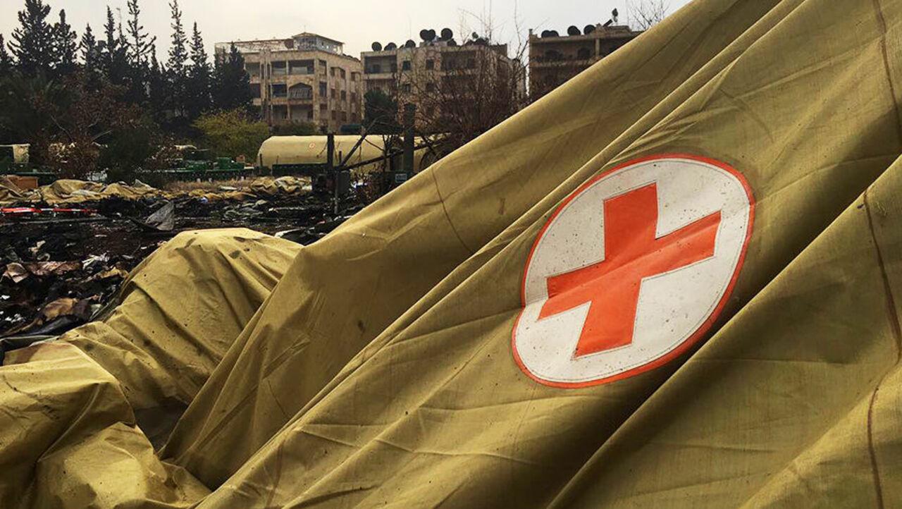 ВБиробиджане похоронили погибших вСирии медсестер