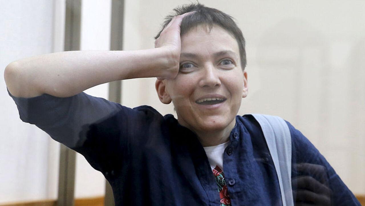 Киев ответил навизит Савченко вДНР обстрелом иугрозой уголовного дела