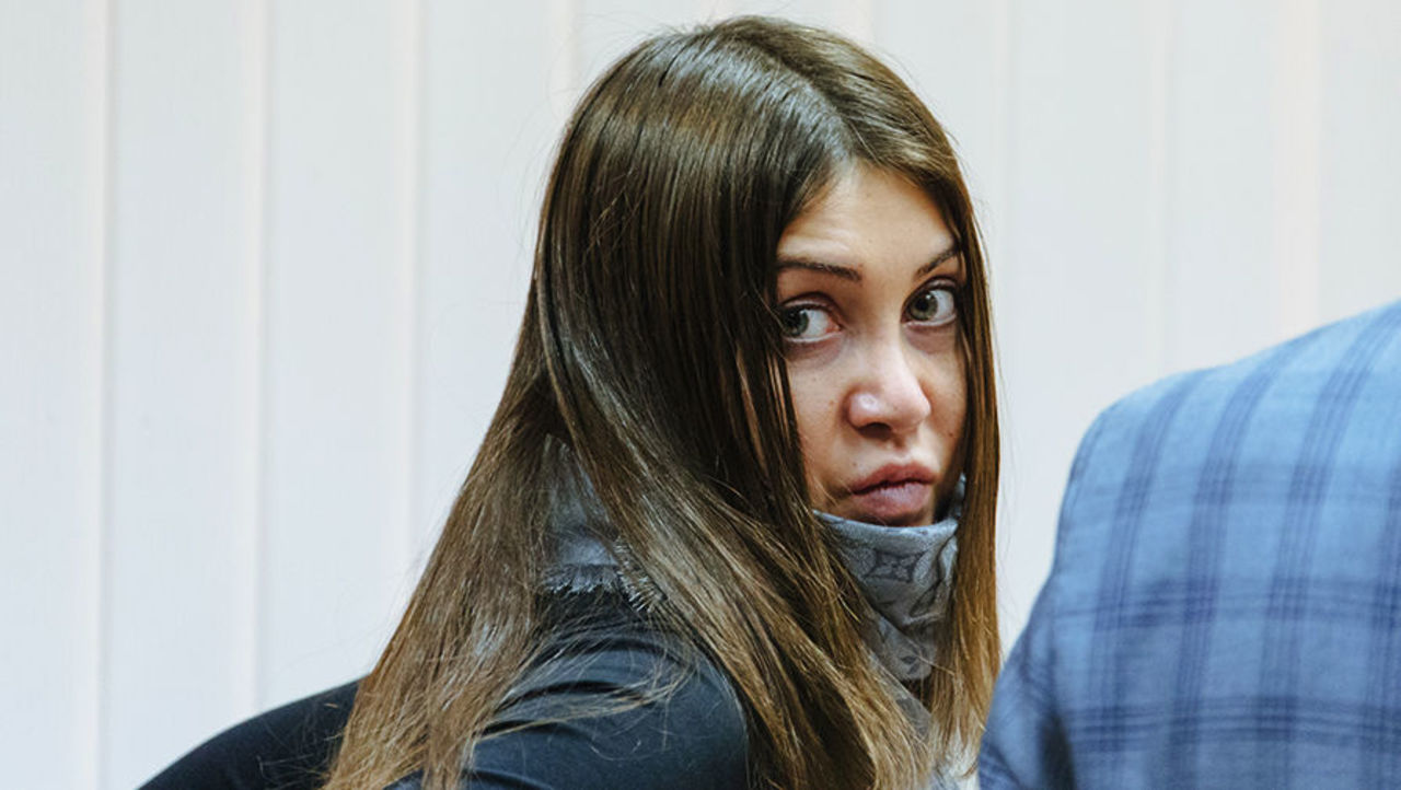 Скандально известная стритрейсерша Мара Багдасарян арестована мировым судом Савеловского района Москвы на шесть дней