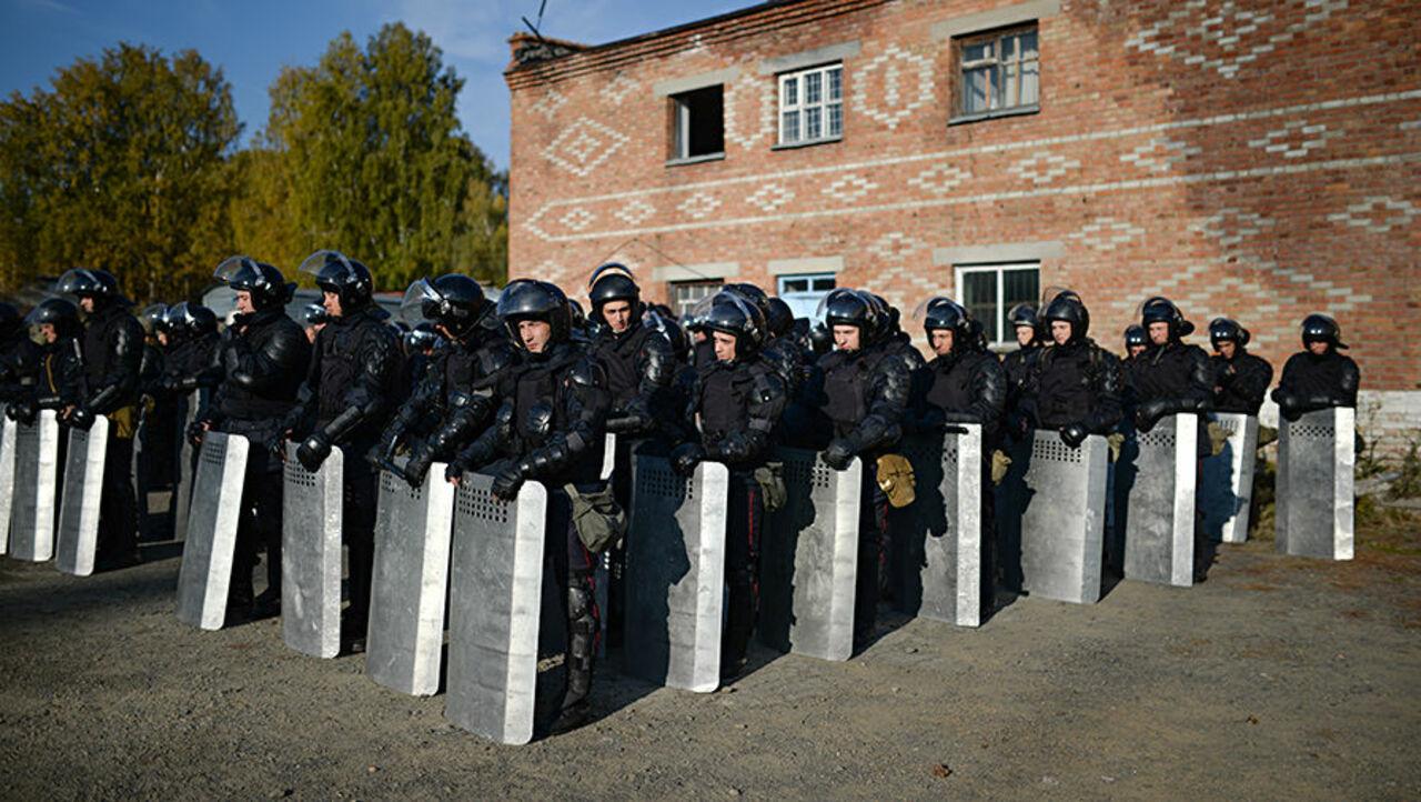 ВИнгушетии силовики пытаются предотвратить беспорядки из-за передачи земель Чечне