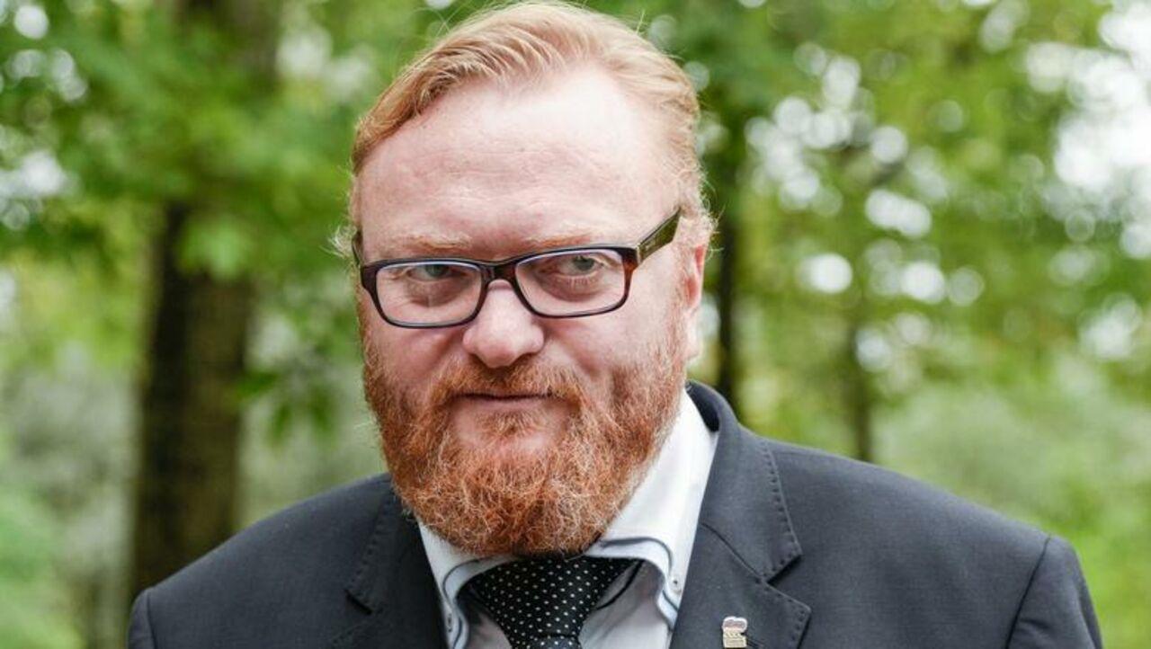 Депутат Милонов сорвал открытие ЛГБТ-фестивля «Бок обок» вПетербурге