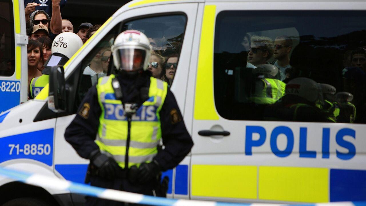 Шведский охотник наведьм вырвался насвободу изпсихбольницы