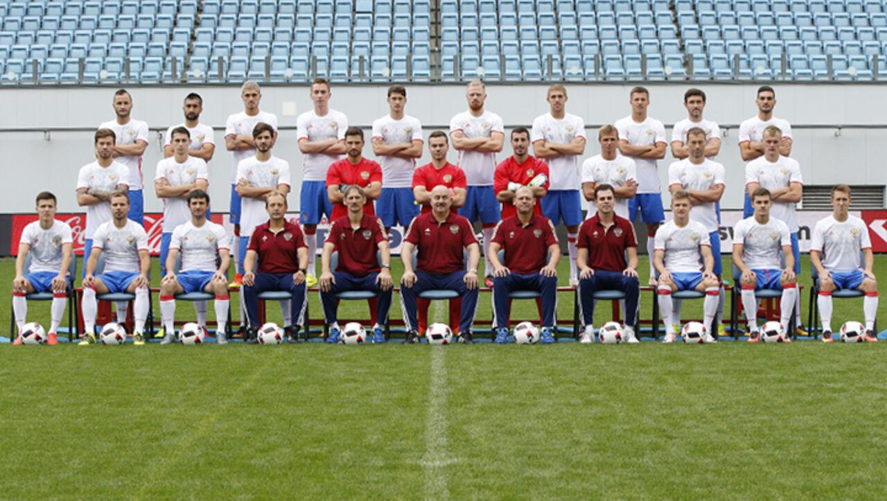 Болельщики выбрали девиз сборной Российской Федерации наКубке конфедераций