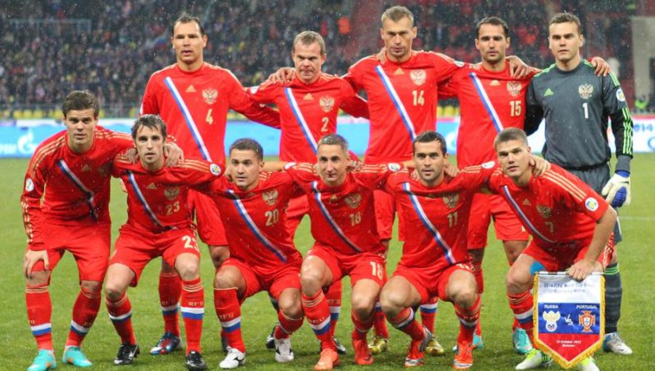отборочные игры чемпионата мира по футболу сборной россии